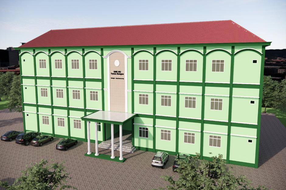 Gedung Megah