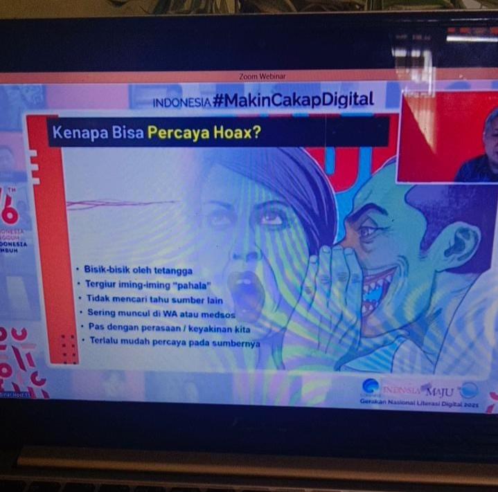 PELAJAR INDONESIA MAKIN CAKAP DIGITAL
